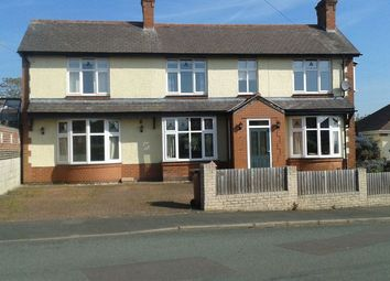 Thumbnail 5 bed detached house for sale in Field Lane, Horninglow, Burton-On-Trent