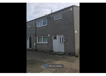 Thumbnail 3 bed end terrace house to rent in Larch Court, Cumbernauld, Glasgow