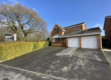 Thumbnail 4 bed detached house for sale in Cottam Green, Cottam, Preston, Lancashire