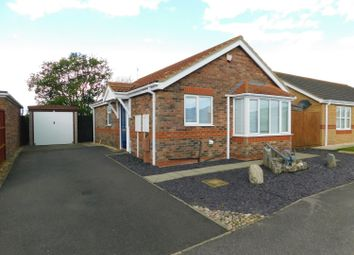 Thumbnail 2 bed detached bungalow for sale in Dymoke Road, Mablethorpe, Lincolnshire