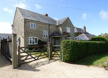Thumbnail 4 bed detached house to rent in Long Bredy, Dorchester
