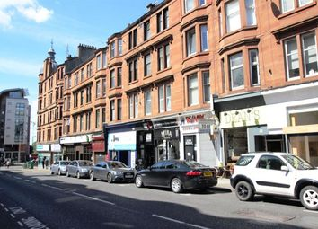 Thumbnail 1 bed detached house to rent in Byres Road, Glasgow