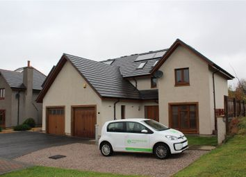 Thumbnail 3 bed semi-detached house to rent in Stuart Crescent, Kemnay, Aberdeenshire