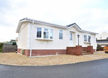Thumbnail 2 bed mobile/park home for sale in Mill On The Mole Park, South Molton, Devon