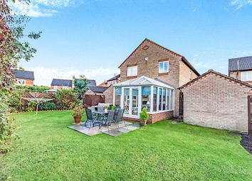 Thumbnail 4 bed detached house for sale in Brisbane Close, Waddington, Lincoln