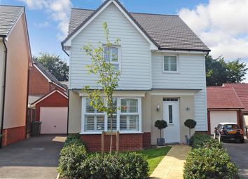 Thumbnail 3 bed detached house for sale in Osprey Close, Allington, Maidstone, Kent
