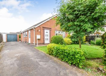 Thumbnail 2 bed detached bungalow for sale in Fen Road, East Kirkby, Spilsby, Lincolnshire