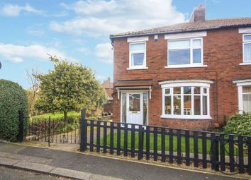 Thumbnail 3 bed semi-detached house for sale in Hawthorn Avenue, Billingham
