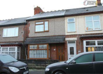 Thumbnail 3 bed terraced house for sale in Richmond Avenue, Ilkeston, Derbyshire