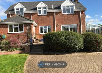 Thumbnail 4 bed detached house to rent in School Hill, Brinkworth