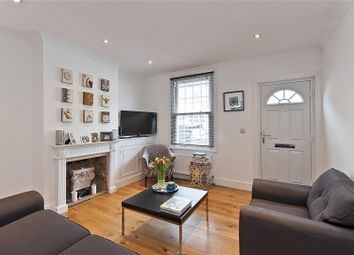 Thumbnail 3 bed terraced house for sale in Radnor Road, Weybridge, Surrey