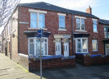 Thumbnail 3 bed flat for sale in St Judes Terrace, South Shields