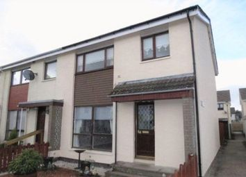 Thumbnail 3 bed end terrace house for sale in Caberfeidh Drive, Invergordon