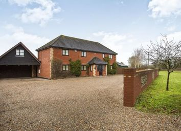 Thumbnail 8 bed detached house for sale in Attleborough, Norwich, Norfolk