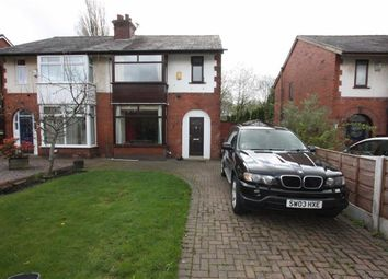 Thumbnail 3 bed semi-detached house to rent in Bromwich Street, The Haulgh, Bolton