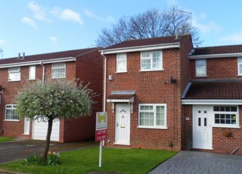 Thumbnail 2 bed semi-detached house to rent in 2 Bedroom Semi-Detached House, Simcoe Leys, Chellaston