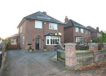 Thumbnail 3 bed detached house for sale in Wellington Road, Timperley, Altrincham