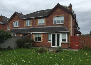 Thumbnail 2 bed town house for sale in 5 The Paddocks, Swords, County Dublin