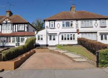 Thumbnail 3 bed semi-detached house for sale in Montpelier Road, Purley, Surrey