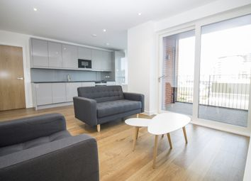 Thumbnail 1 bed flat to rent in Reverence House, Colindale Gardens, Colindale