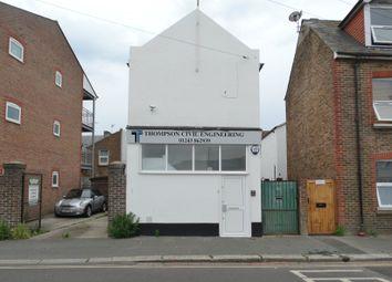 Thumbnail Office for sale in Spencer Street, Bognor Regis