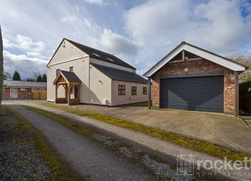 Thumbnail 5 bed barn conversion to rent in Bleeding Wolf Lane, Scholar Green, Stoke On Trent, Staffordshire