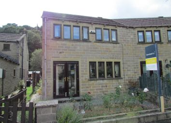 Thumbnail 3 bed terraced house for sale in 40 River Holme View Brockholes, Holmfirth