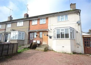 Thumbnail 3 bed end terrace house for sale in Romsey Road, Tilehurst, Reading