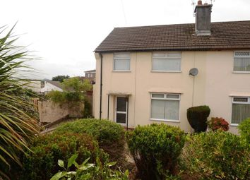 Thumbnail 3 bed semi-detached house for sale in Heol Miles, Talbot Green, Pontyclun