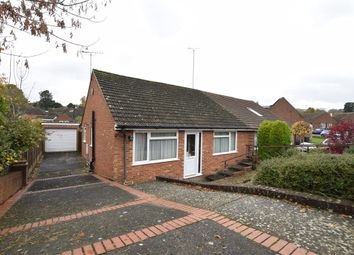 Thumbnail 2 bed semi-detached bungalow for sale in Trapfield Close, Bearsted, Maidstone, Kent