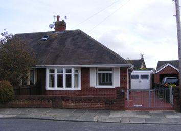 Thumbnail 2 bed semi-detached bungalow to rent in Kingsley Close, Thornton