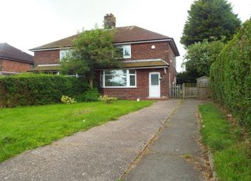 Thumbnail 2 bed semi-detached house to rent in Beech Cottages, Stretton Road, Stretton, Warrington