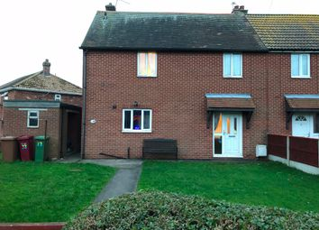 Thumbnail 3 bed semi-detached house for sale in West Street, West Butterwick