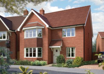 "Thumbnail 5 bed detached house for sale in ""The Oxford"" at Archer's Way, Amesbury, Salisbury"