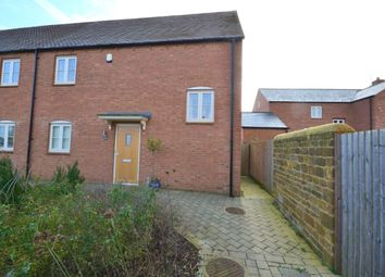 Thumbnail 2 bed semi-detached house to rent in Waits Yard, Litchborough, Towcester