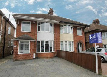 Thumbnail 3 bed semi-detached house to rent in Ashcroft Road, Ipswich