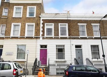 Thumbnail 1 bed flat for sale in Overstone Road, Brackenbury Village, London
