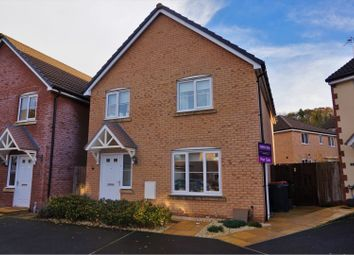 Thumbnail 4 bedroom detached house for sale in Monolith Court, Newport