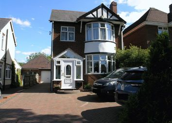 Thumbnail 3 bed detached house for sale in Hagley Road, Hayley Green, Halesowen