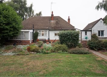 Thumbnail 2 bed detached bungalow for sale in Shakespeare Drive, Leicester