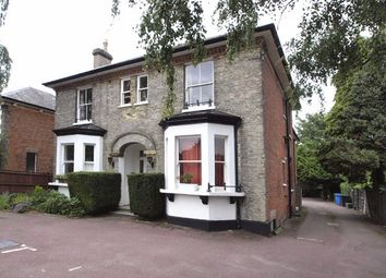 Thumbnail 1 bed flat to rent in Worple Road, Epsom