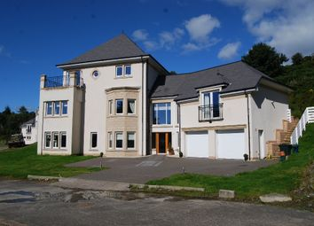 Thumbnail 5 bed detached house for sale in Kings Point, Shandon, Argyll & Bute