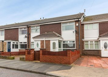 Thumbnail 2 bedroom terraced house for sale in Edgeworth Crescent, Sunderland