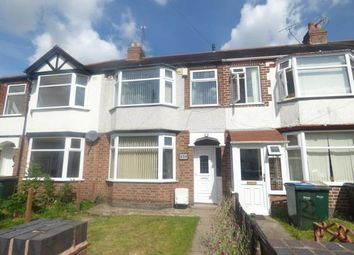 Thumbnail 3 bedroom terraced house for sale in Wyken Avenue, Coventry, West Midlands, United Kingdom