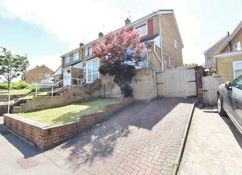 Thumbnail 3 bed end terrace house for sale in Rowan Way, Newport