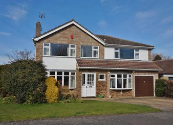 Thumbnail 5 bed detached house for sale in Buckingham Road, Oakham
