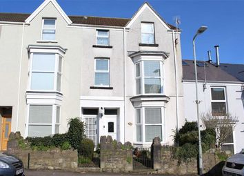 Thumbnail 4 bed terraced house for sale in Chapel Street, Mumbles, Swansea