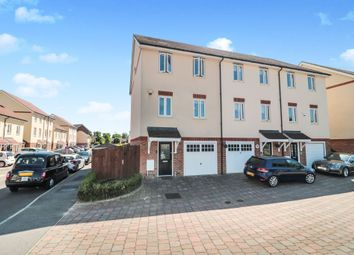 Thumbnail 4 bed town house for sale in Robinia Road, Broxbourne