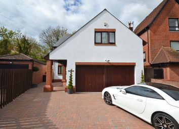 Thumbnail 5 bed detached house for sale in Stunning Luxury Modern House, Woodside, Fields Park Crescent, Newport