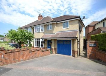 Thumbnail 4 bed semi-detached house for sale in Elston Road, Aldershot, Hampshire
